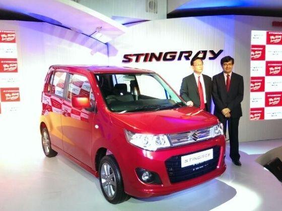 Maruit Suzuki WagonR Stingray
