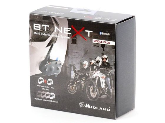 Midlands BT Next Multi Rider Intercom