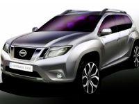Nissan Terrano sketch
