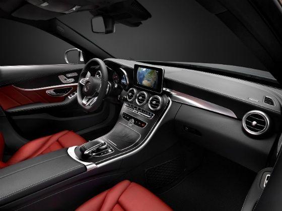 2015 Mercedes C-Class Interior