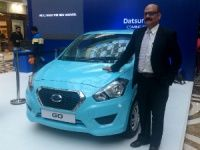 Ajay Raghuvanshi, VP, Business Management with the Datsun Go