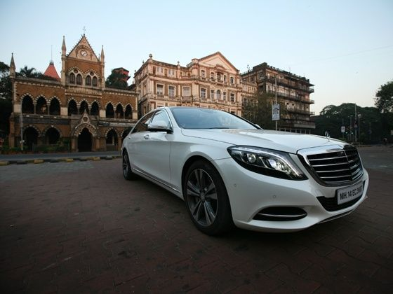 2014 Mercedes-Benz S-Class New