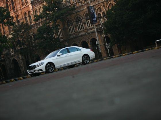 2014 Mercedes-Benz S-Class Side 1