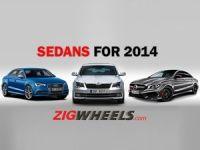 Sedans for 2014