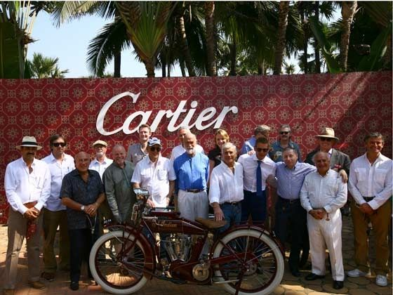 Third Cartier Travel with Style Concours dElegance 2013 jury