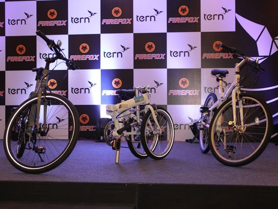 Tern foldable bicycles