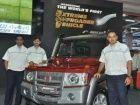 Force Motors launches Gurkha 4x4x4