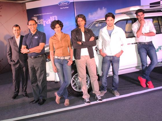 Ford Endeavour All-Terrain Edition launch