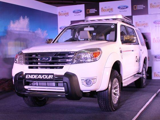 Ford Endeavour All-Terrain Edition
