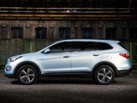 Hyundai Grand Santa Fe teaser