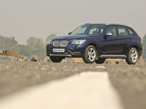 2013 BMW X1 special coverage