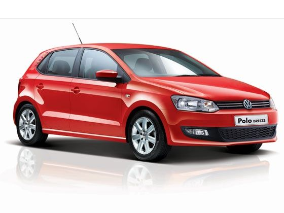 Volkswagen Polo Breeze edition