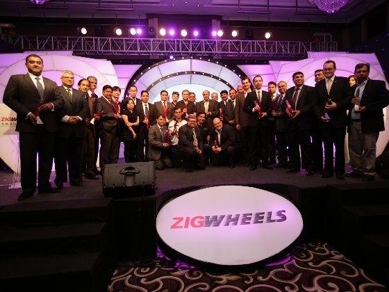2012 ET ZigWheels Award winners