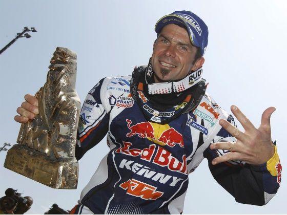 Cyril Despres, Red Bull KTM Team