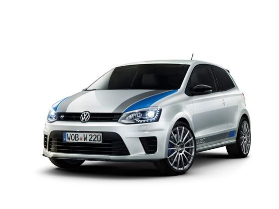 2013 Volkswagen Polo R WRC Street Car