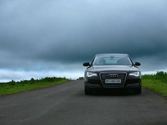 Audi A8 L 4.2 TDI review