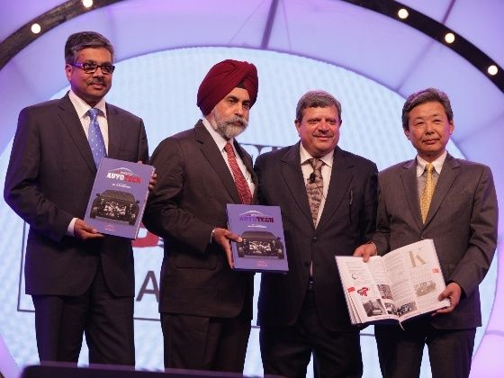 ZigWheels AutoTech book launch