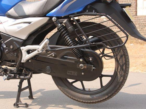 bajaj discover 110T detail wheel