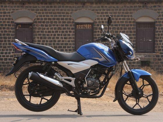 bajaj discover 110T design