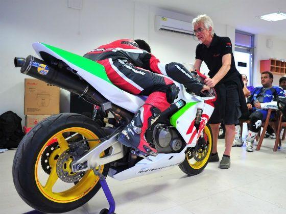 Rider training class