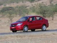 Chevrolet Sail sedan review