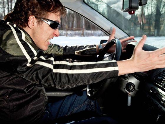 Driver Panic