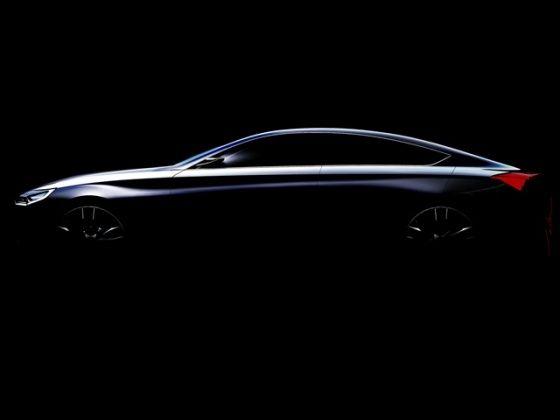 Hyundai HCD-14 concept teaser