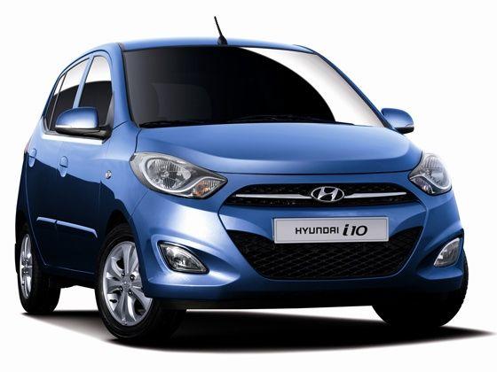 Hyundai i10 AT