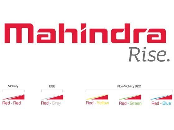 New Mahindra visual identity