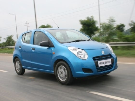 Maruti Suzuki A-Star VXi AT