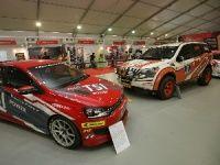 Motorsport pavillion at 2013 MIMS