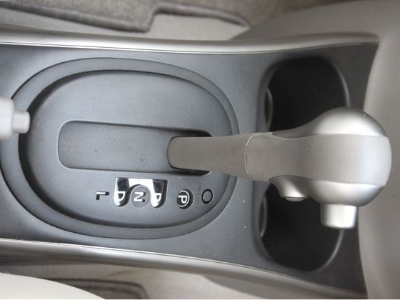 Renault Scala automatic gearbox