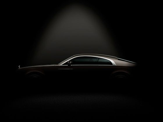 Rolls-Royce Wraith teaser