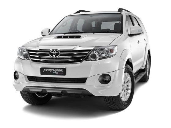 Toyota Fortuner 5 speed auto launched