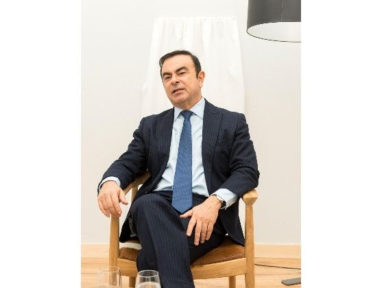 Carlos Ghosn, CEO and Chairman, Renault-Nissan