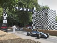 Ford at Goodwood Festival of Speed