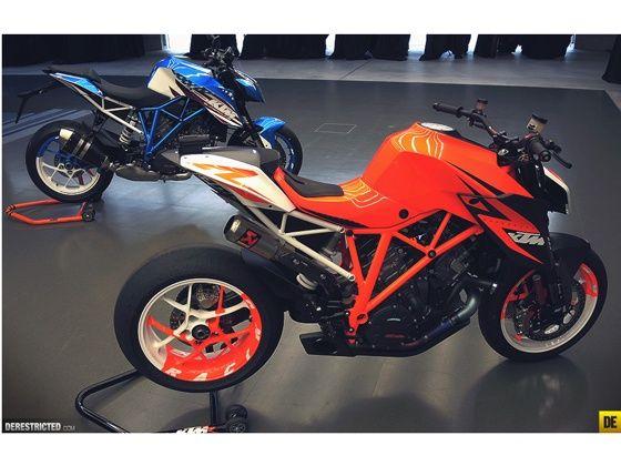 KTM 1290 Super Duke R concept and the Patriot Edition