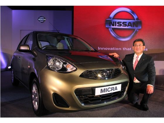 New Nissan Micra launched