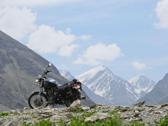 2013 Royal Enfield Himalayan Odyssey