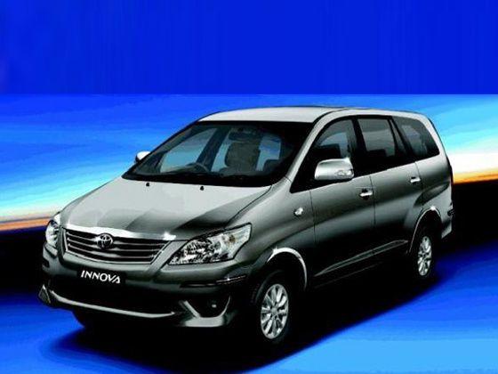 Toyota Innova chrome edition