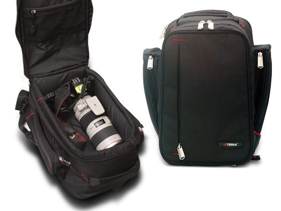 Via Terra Fly - Camera Tank Bag