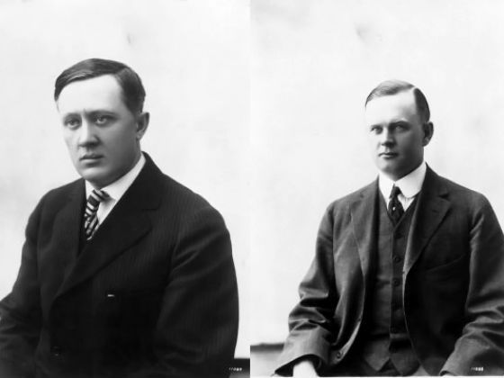 Williams S Harley and Arthur Davidson