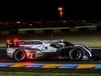 6 hours into Le Mans