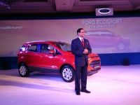 Ford EcoSport launched at Rs 5.59 lakh