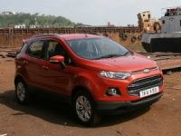 Ford EcoSport booking open