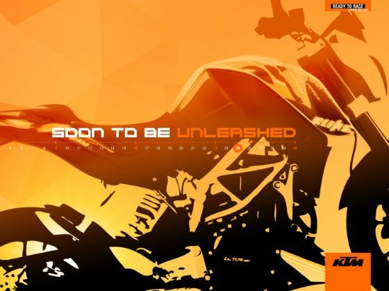 Image released by KTM on their official Facebook page highlighting 25th June