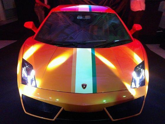Lamborghini India Serie Speciale