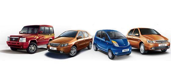 Tata Motors unveils 8 model upgrades
