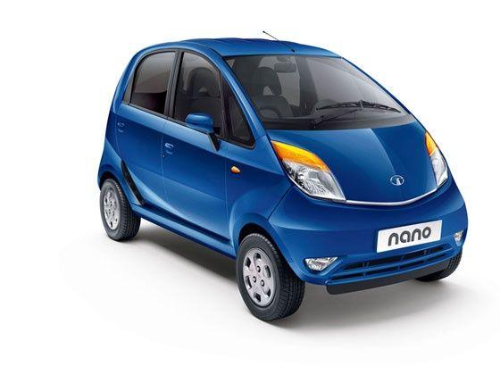 Tata Nano facelift
