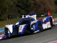 Toyota TS030 in action